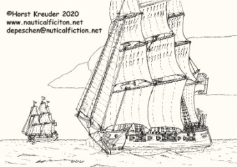 15.05.2020 Endlich ein neues Blatt im Skizzenbuch