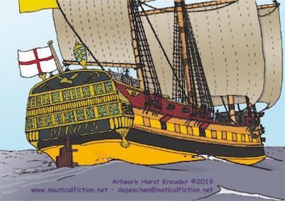 Marinebilder zu Quincey Howard