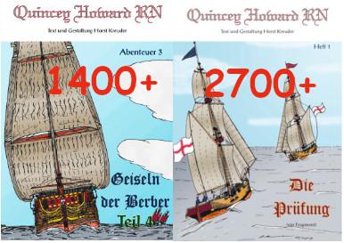 """14.10.2020 Neue 100er-Marken mit """"Die Prüfung"""" und Teil 4 der """"Berber"""" geschafft."""