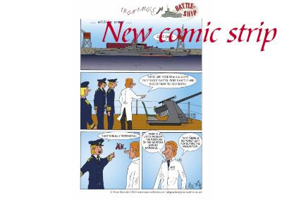 14.08.2021 Neuer Comic auf myComics